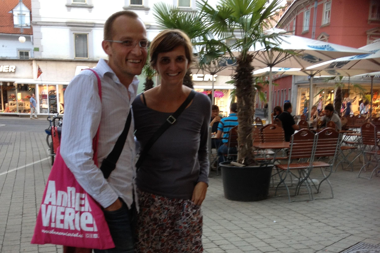 Thomas Maitz & Natalie Maitz